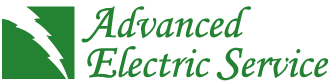 Advanced Electric Service - Website Logo